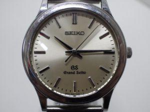 セイコー腕時計を大阪で出張買取しました。