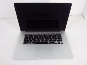 Mac Book Pro A1398を奈良で出張買取しました。