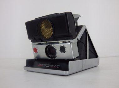 ポラロイドカメラを奈良で出張買取しました。