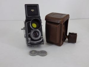 古いカメラを奈良で出張買取しました。
