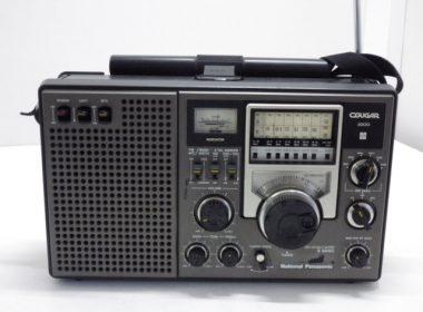 レトロ ラジオ National COUGAR2200 RF-2200を奈良で出張買取しました。