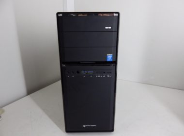 マウスコンピュータ パソコン W7  i7 を奈良で出張買取しました。