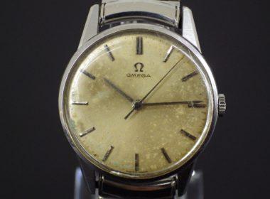 を奈良で出張買取しました。アンティーク腕時計 OMEGA オメガを出張買取しました。