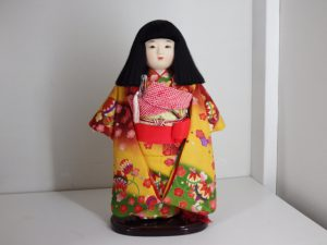 人形を奈良で出張買取しました。